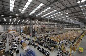 black friday sales 2016 amazon inside the amazon warehouse where staff rush to fulfil black