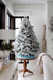 xmas tree on table top white christmas tree decorations christmas celebration all