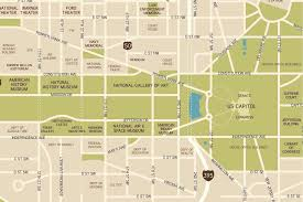 Map Of Washington Dc Monuments by National Mall Maps Directions Parking And More
