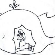 bible coloring pages jonah and the whale archives mente beta