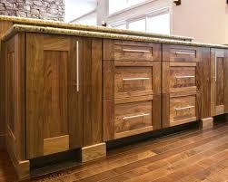 Custom Kitchen Cabinet Cost Black Walnut Kitchen Cabinet Cost Everdayentropy Com