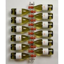 calabria wall mount wine rack cellamagic wall mount wine rack