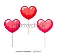 heart lollipop heart lollipop stock images royalty free images vectors