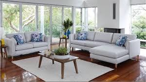Lounge Alto 2 Piece Fabric Lounge Suite Lounges Living Room