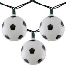 String Ball Lights bunch o u0027 soccer balls party string lights