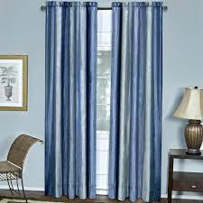Ombre Sheer Curtains Blue Ombre Curtains Rainbow Semi Sheer Grommet Curtain Panel