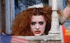 rocky horror picture show u201d magenta halloween makeup tutorial