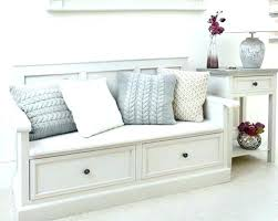 Bathroom Bench Seat Storage Seagrass Storage Bench Stunning Bathroom Bench Seat With Storage