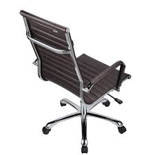 bikey collection high back leather executive office chair