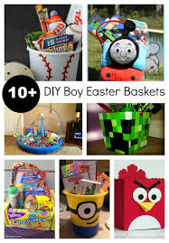 easter basket boy 10 diy easter baskets for boys and that like really cool
