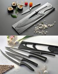 best way to store kitchen knives 40 unique designer knives for your home