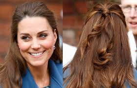 highlights to hide white hair fifty strands of grey how kate middleton s hair made front page