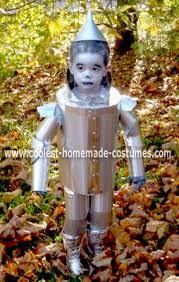 Tin Man Costume Coolest Homemade Tin Man Halloween Costume Tin Man Halloween