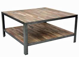 reclaimed wood square coffee table amazing wood square coffee table reclaimed fishing boat wood square