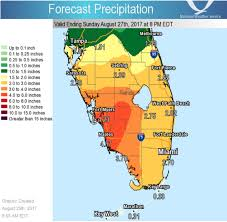 Map Of Southwest Florida South Florida Rain Will Continue Through Weekend As Tropical Wave
