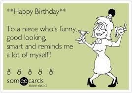 Niece Meme - sarcastic potty mouth etc elicia s birthday board 4 24 2016