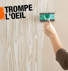 what type of paint to use on wood cabinets trompe l oeil is a painting technique in which paint is used to