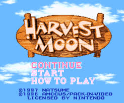 Harvest Moon by Harvest Moon Snes Tips Tricks Treats