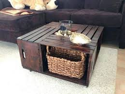 shipping crate coffee table wood crate coffee table shipping crate furniture coffee table wooden