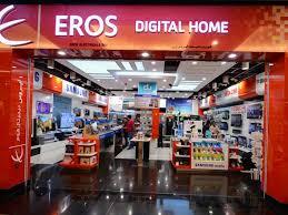 Eros Digital Home In Dubai Mall Of The Emirates - Digital home designs