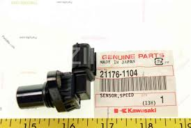 1104 sensor speed