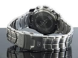 Jam Tangan Casio Chrono jual jam tangan casio edifice chronograph ef 524sp jam casio