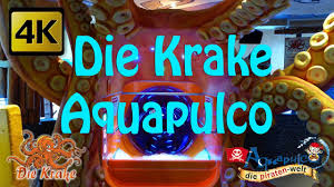 Therme Bad Schallerbach Die Krake On Slide Aquapulco Bad Schallerbach 4k Youtube