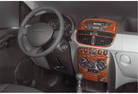 fiat freemont interior fiat punto 09 99 07 05 interior dashboard trim kit dashtrim 9 parts