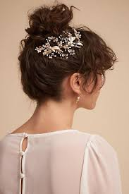 bridal hair clip bridal hair combs hair pins hair bhldn