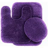 Lavender Bathroom Decor Amazon Com Purple Bath Rugs Bath Home U0026 Kitchen