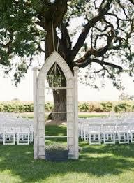 Outside Weddings 48 Best Altars Images On Pinterest Outdoor Weddings Wedding