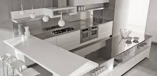 steel kitchen backsplash kitchen alluring modern u shape kitchen decoration using