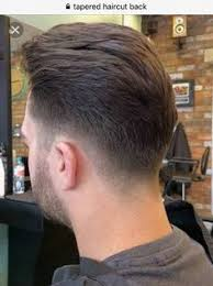 gents hair style back side types of fade haircuts man 2017 men s haircut fade back best