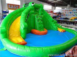 backyard inflatables water slides for sale buy cheap