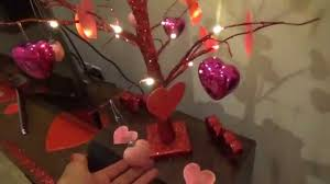 valentines day home decor tour family room 2015 youtube