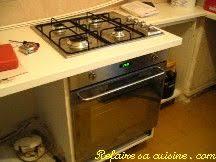four de cuisine encastrable meuble cuisine plaque et four free meuble cuisine plaque et four