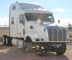 2001 peterbilt 387 semi truck item c3638 sold january 2