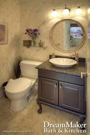 Powder Rooms Powder Rooms U0026 Standard Size Baths Dreammaker Bath U0026 Kitchen