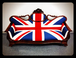 British Upholstery Fabric Union Jack Sofa Upholstery Switch Studio