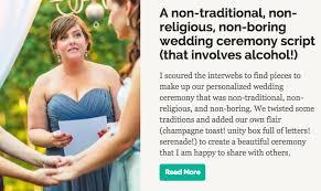 wedding ceremony script non religious binding souls for eternity wedding ceremony script