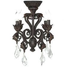Black Traditional Chandelier Ceiling Fan Ideas Popular Chandelier Light Kit For Ceiling Fan