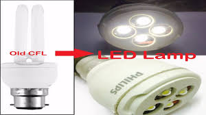 Led Lights Bulbs by How To Make Led Lights Bulb From Old Cfl Lamp At Home Diy Led