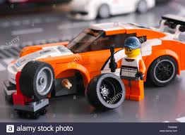 lego porsche minifig scale lego wheel stock photos u0026 lego wheel stock images alamy