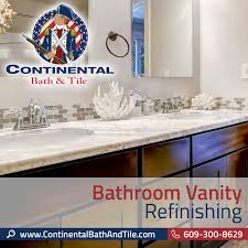 Bathroom Vanity Nj by Continental Bath U0026 Tile Llc Bathroom Vanity Refinishing