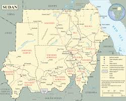 Ancient Africa Map by Map Of Sudan Travel Africa