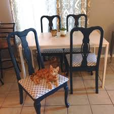 Reupholstering A Dining Room Chair Stunning Diy Dining Room Chairs Photos Home Design Ideas
