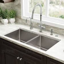 Large Kitchen Sinks Image Of Extra Deep Kitchen Sinks Diy Steel Extra Deep Kitchen