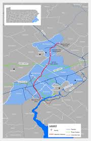 Chester Pa Map Chestercountyramblings Meandering Through Writing About