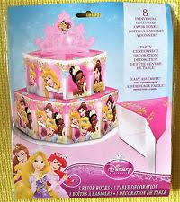 Disney Princess Party Decorations Disney Princesses Table Party Decorations Ebay