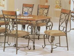 wrought iron dining room sets iron table and chairs wrought iron dining room sets old country
